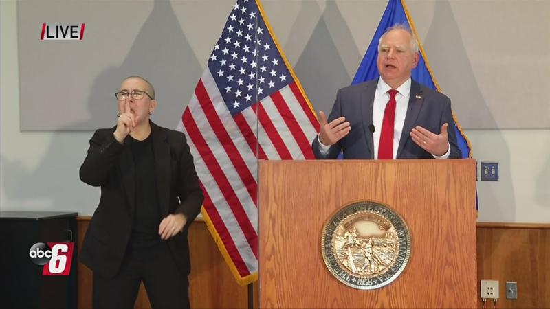 Walz announces sweeping education plan amid ongoing pandemic