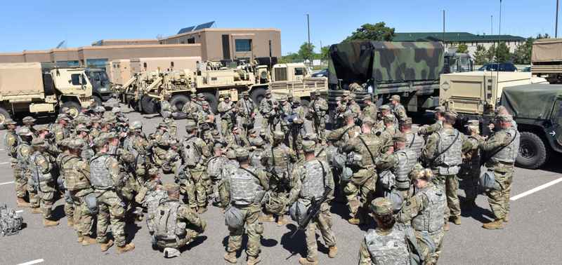 Minnesota National Guard sending soldiers to support Presidential Inauguration