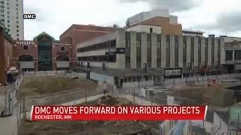 Destination Medical Center moves forward on various projects