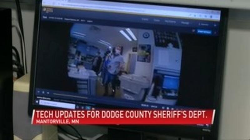 Dodge County Sheriff's Dept. focused on serving community using technology