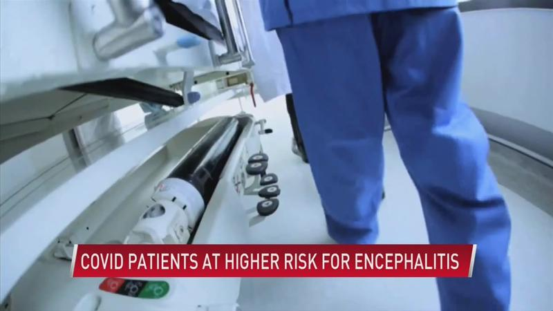 Encephalitis prevention another reason to receive COVID-19 vaccine