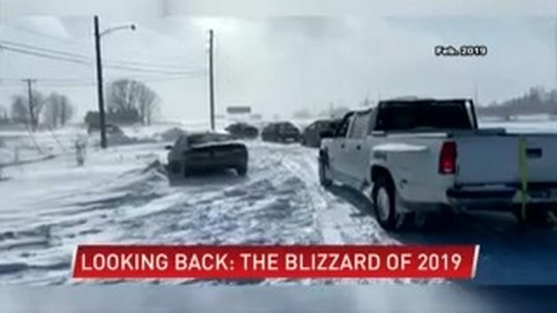 Looking back: The Blizzard of 2019
