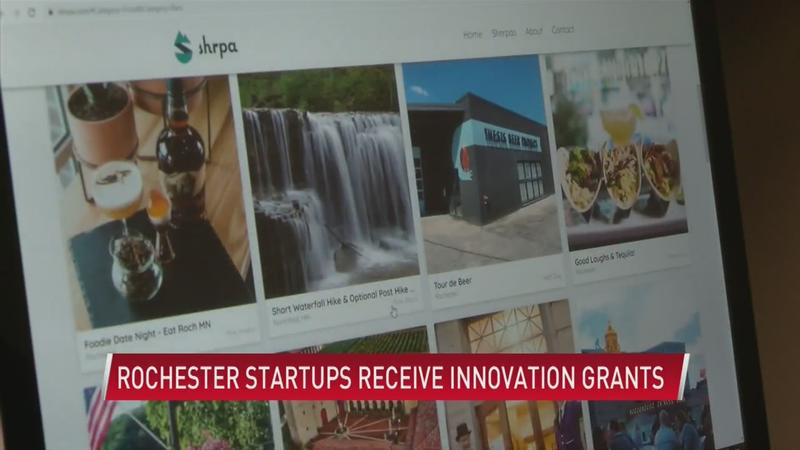 Rochester startups receive innovation grants