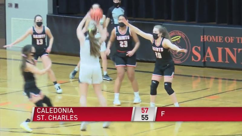 Thursday's local scores and highlights