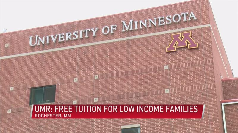 UMR: Free tuition for low-income families in Fall of 2021