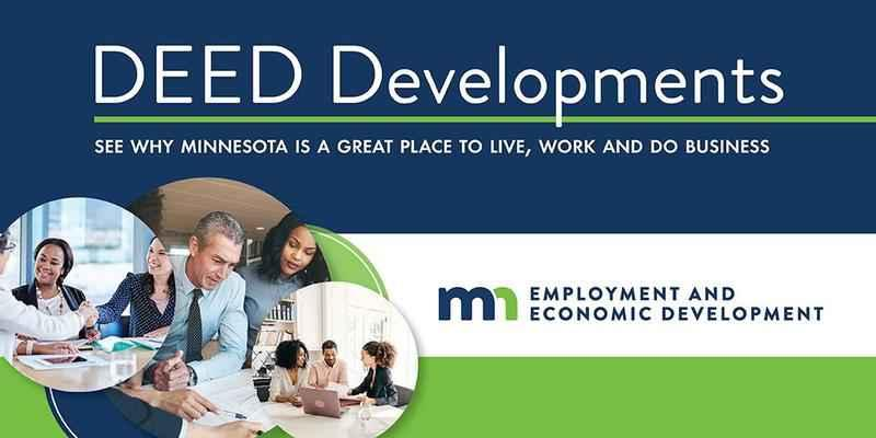 DEED announces nearly $2 million in awards for job creation