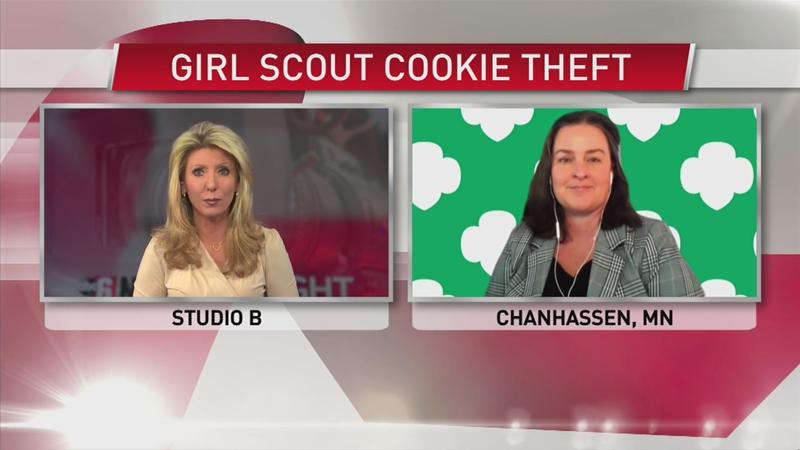 VIDEO: Man accused of taking Girl Scout cookies: Director of Product Program goes in-depth