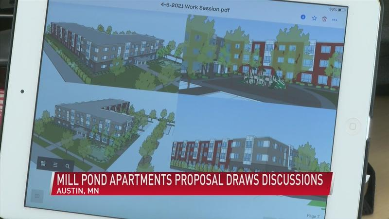 Austin City Council will wait to take action on proposed Mill Pond Apartments