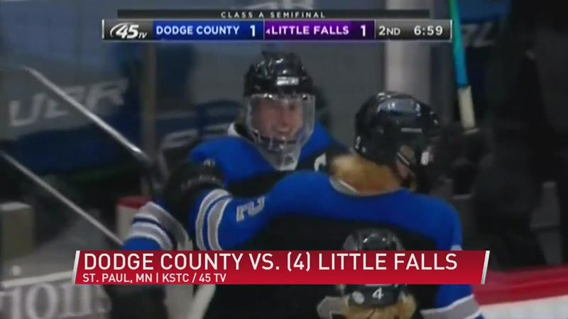 Dodge County advances to the Class A state championship game
