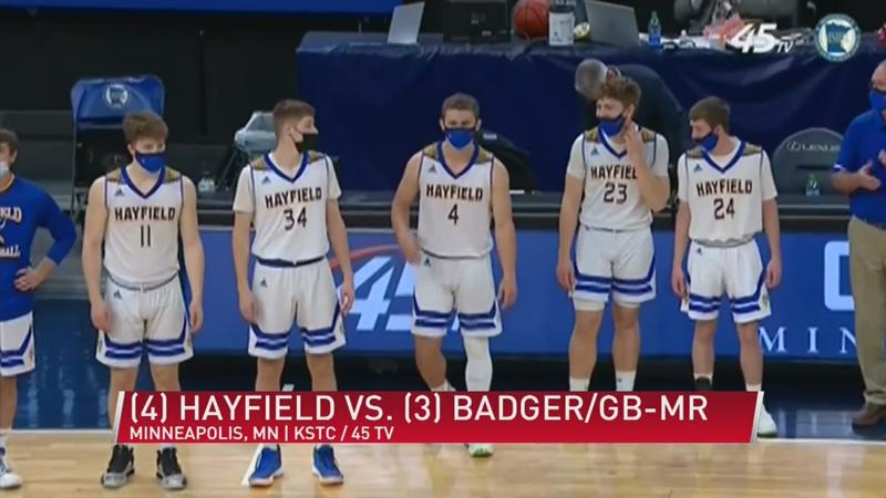 Hayfield advances to state championship, looking for first state title