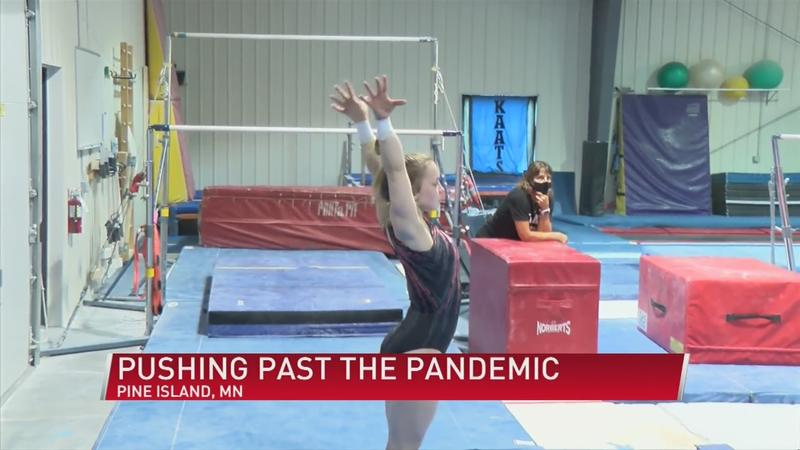 KAATS Gymnastics: Pushing past the pandemic