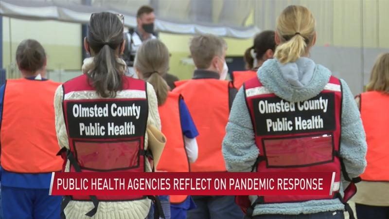 Local county public health agencies reflect on pandemic response