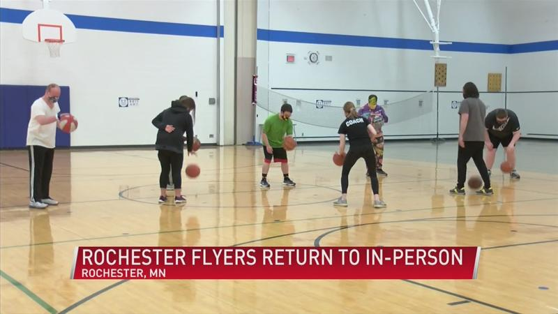Rochester Flyers return to in-person spring sports