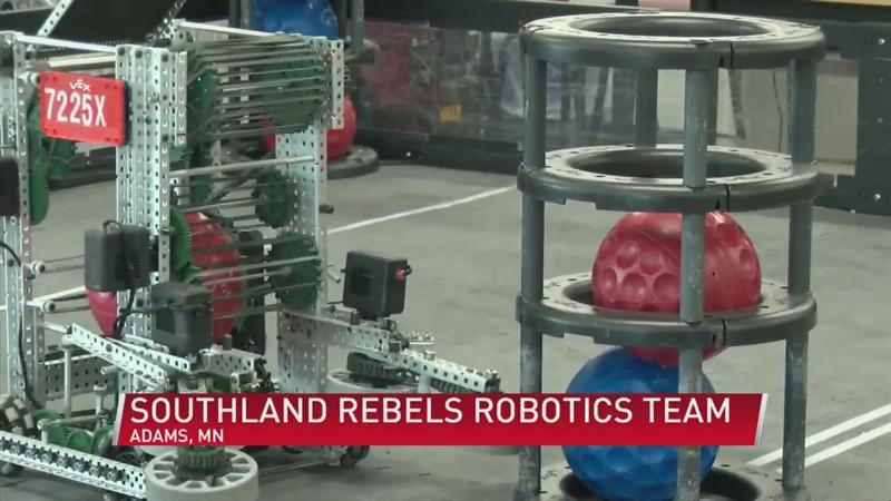 Southland Robotics team heads to World Championships