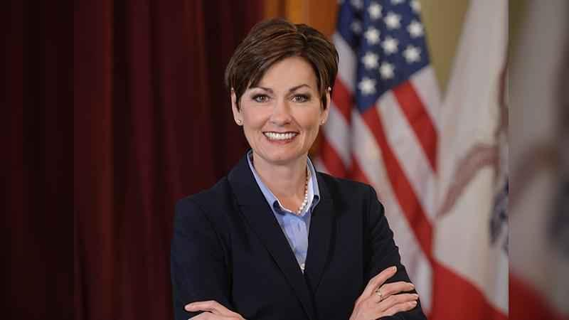Iowa to pay $400,000 for security fence at governor's home