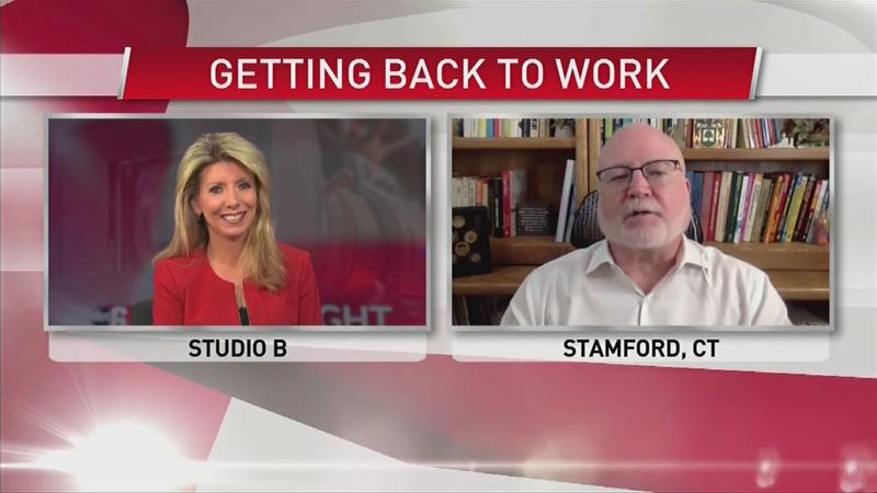 VIDEO: Getting back to work