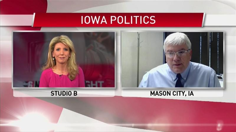 VIDEO: Iowa politics