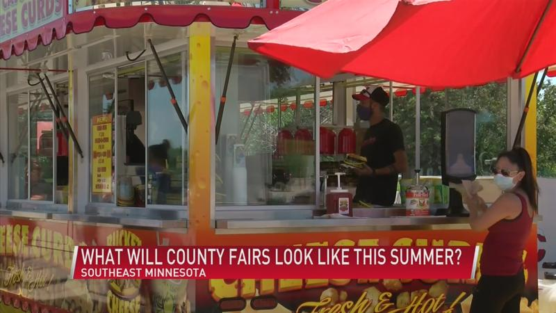 What will county fairs look like this summer?