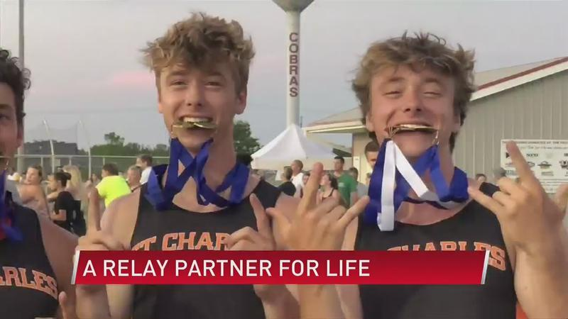 A relay partner for life