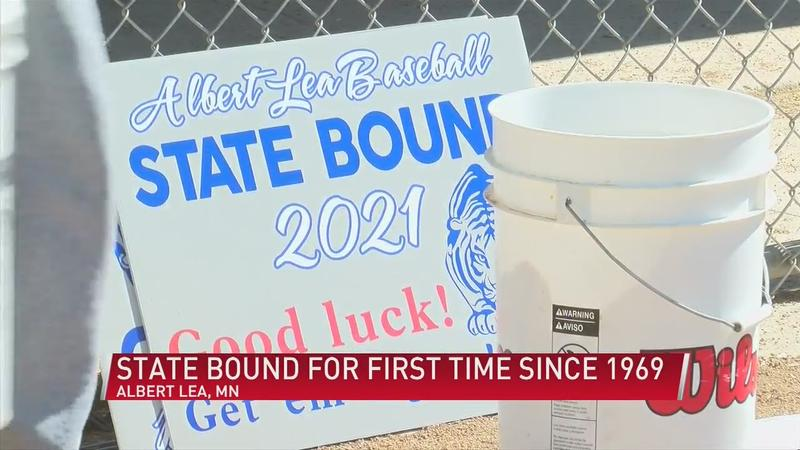 Albert Lea baseball state bound for first time since 1969