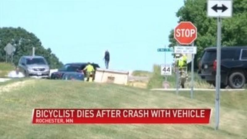 UPDATE: Name released of bicyclist killed in crash