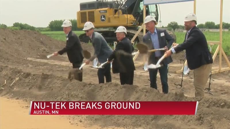 First of its kind facility breaks ground in Austin