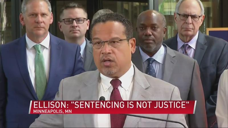 Minnesota AG after Chauvin's sentence: 'It's time to act'