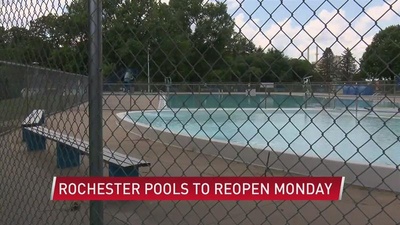 Soldiers Field and Silver Lake Pools to open Monday