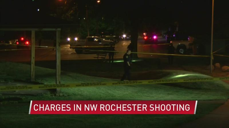 UPDATE: Man facing charges in NW Rochester shooting