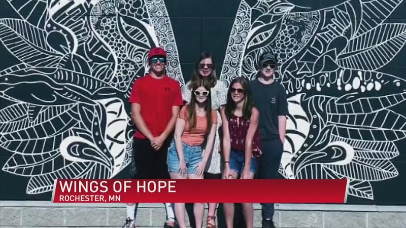 Wings of Hope giving survivors of pediatric cancer the perfect smile