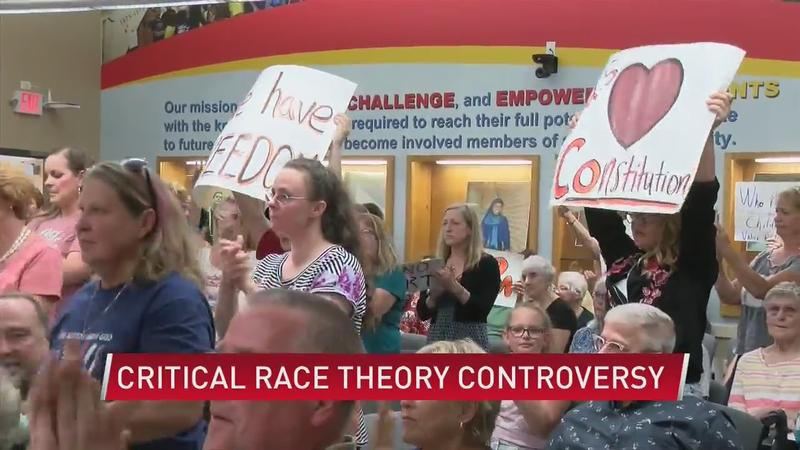 Critical race theory controversy