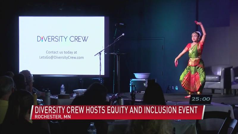 Diversity Crew hosts event teaching diversity and inclusion