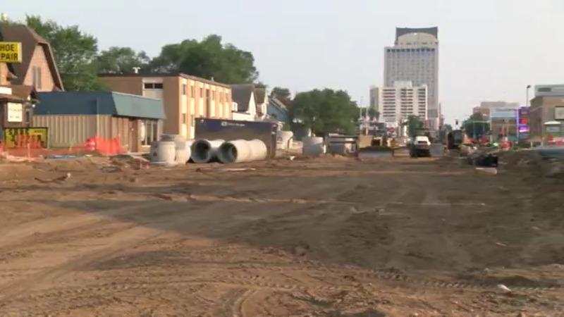 Rochester businesses and homeowners react to city construction update |