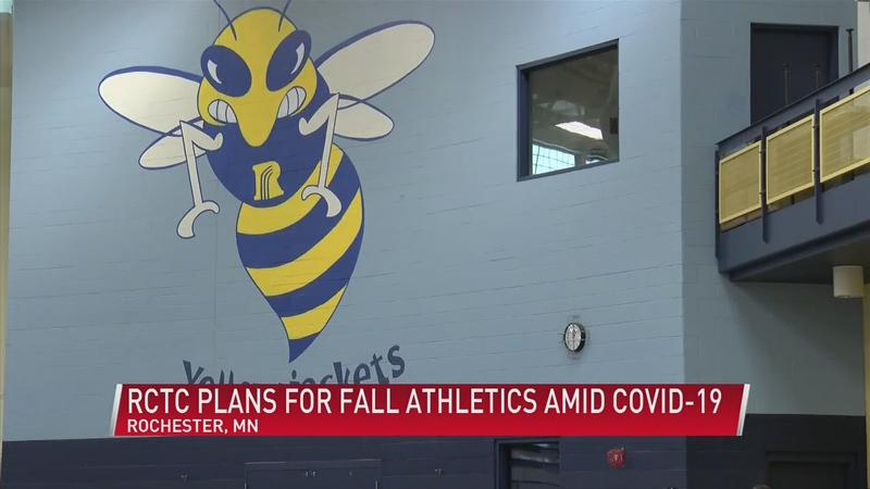 RCTC plans for fall athletics amid COVID-19