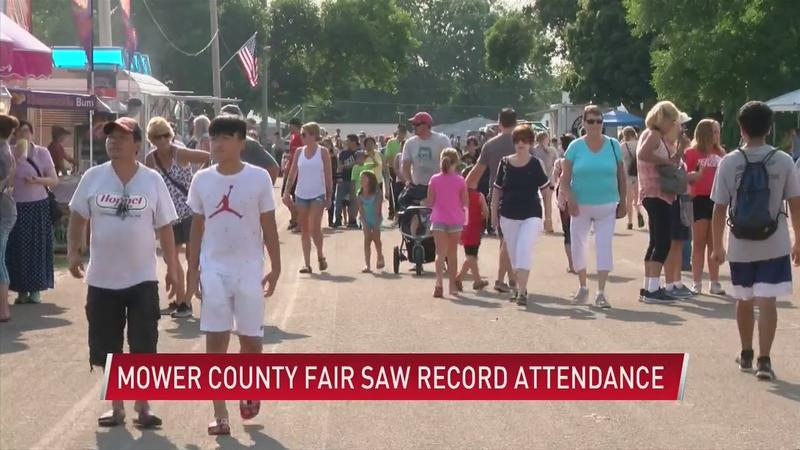 2021 Mower County Fair saw record attendance