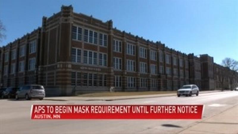 APS implementing mask requirement, updates quarantine guidance for close contacts