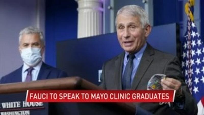 Dr. Anthony Fauci to deliver keynote speech for Mayo Clinic on September 11