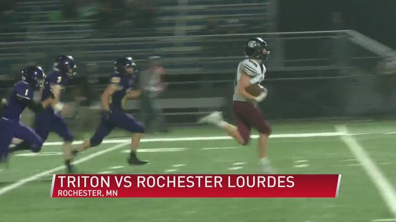 Friday's local scores & highlights