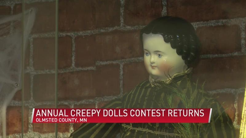 Creepy Doll contest is back just in time for spooky season