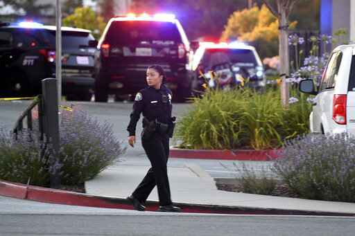 The Latest: Police say 2 dead at California Ford dealership