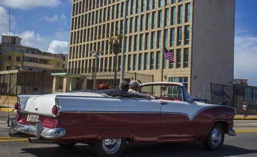 Another US worker confirmed hurt by mystery Cuba incidents