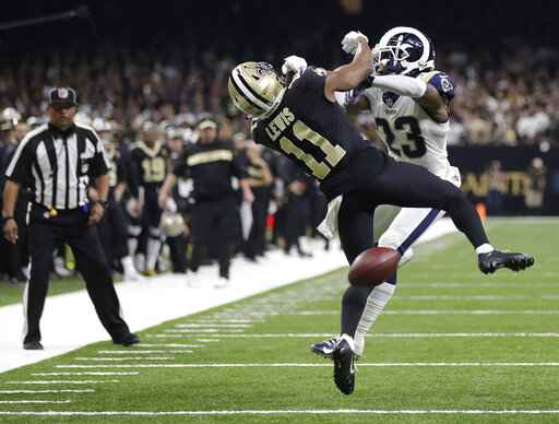 Sportsbook refunds Saints bets over uncalled penalty