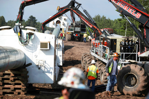 Judge: Enbridge Line 3 project should follow existing route