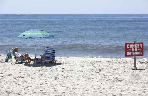 Shark attack confirmed in 1 of 2 bites off Fire Island