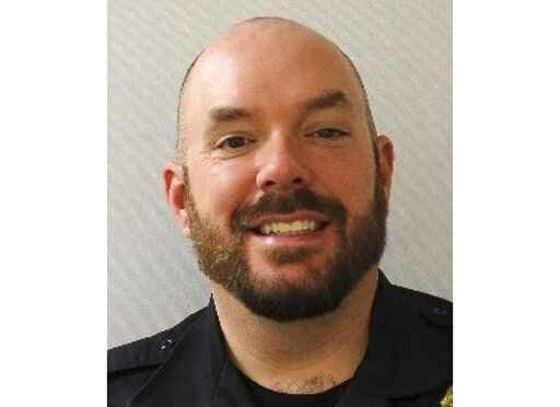 This image provided by the U.S. Capitol Police shows U.S. Capitol Police officer William