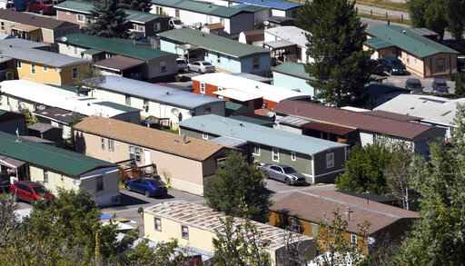 Wondrous Precarious Spot For Mobile Home Owners As Investors Swoop In Download Free Architecture Designs Scobabritishbridgeorg
