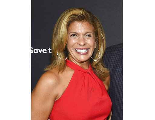 FILE - This Sept. 12, 2019 file photo shows Hoda Kotb at the Save the Children's