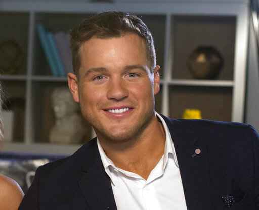 FILE - Colton Underwood from the reality series,