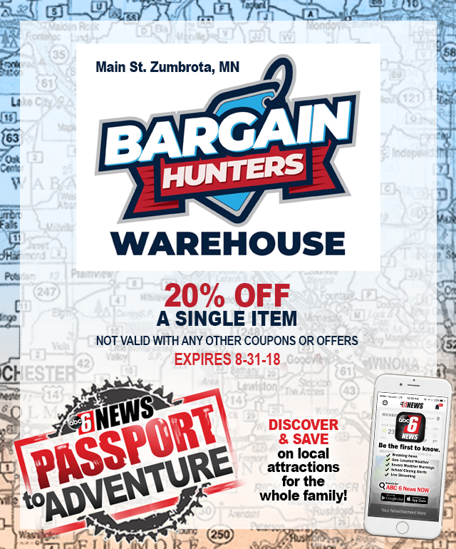 Bargain Hunters Warehouse
