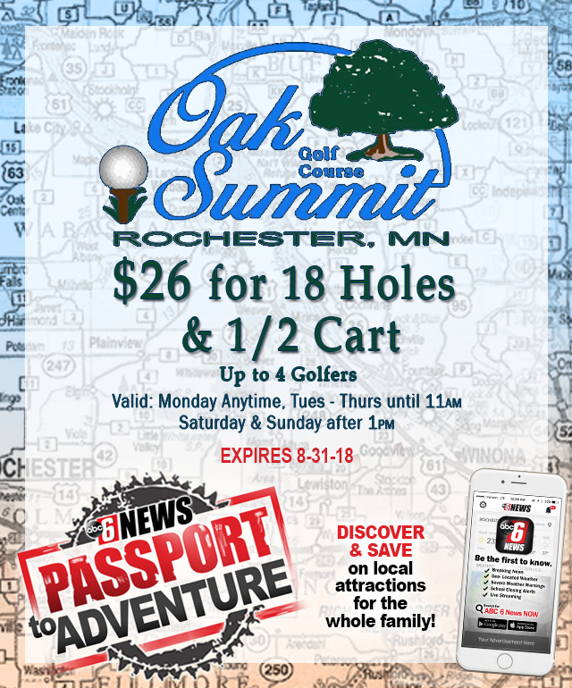 Oak Summit Golf Course